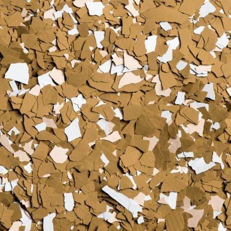 Ashen Epoxy Flake Flooring Supplier Vinyl Flakes